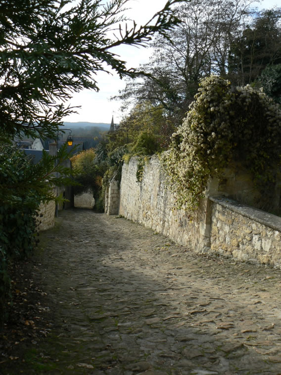 Ruelle Jeanne d'Arc
